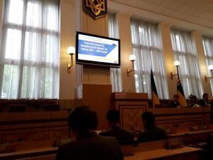 Регіональна стратегія розвитку Закарпатської області на період 2021-2027 роки
